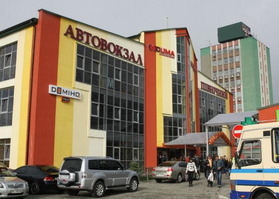 Во Львове планируют построить две новые автобусные станции