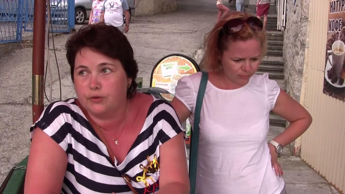 Російська туристка про відпочинок у Криму: я більше сюди ні ногою (ВІДЕО)