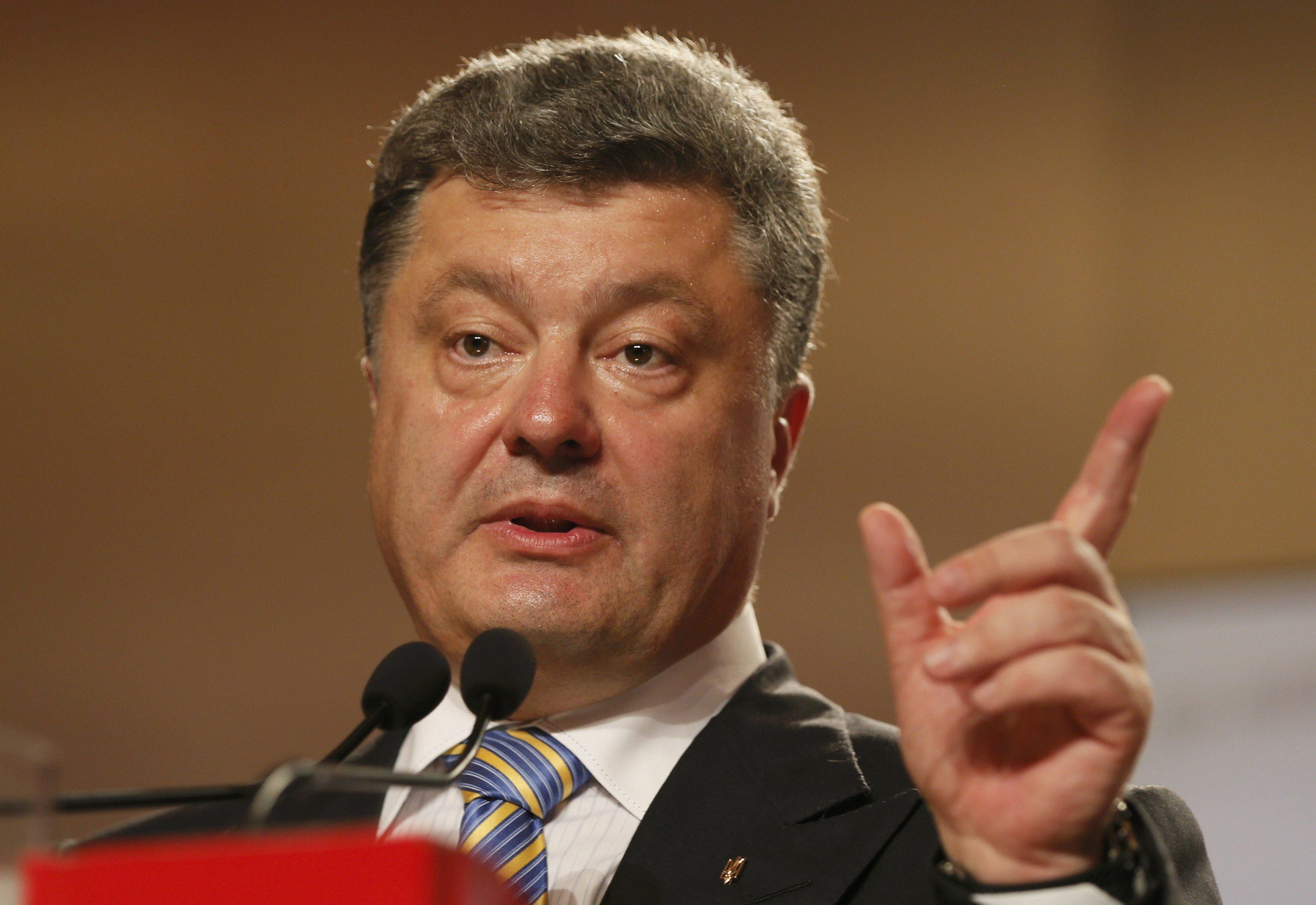 Порошенко ветував закон, що дозволяє українцям ловити чиновників на злочинах