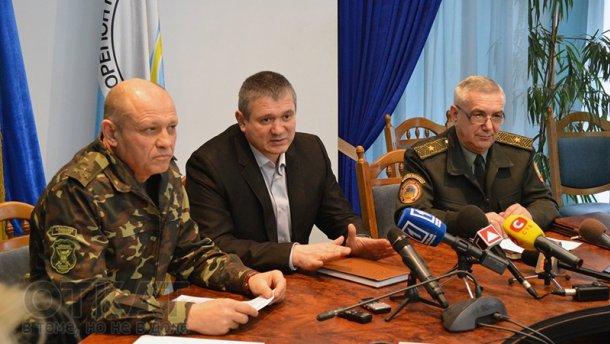 Військового комісара Одеської області впіймали на хабарі
