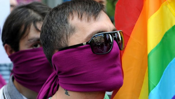 Геям во время киевского марша могут вручить повестки, — представитель Генштаба