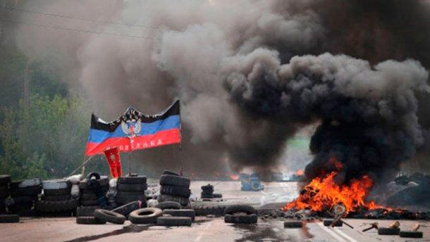 Бойовики спалили 2 КамАЗи трупів після боїв у Мар'їнці, — джерело