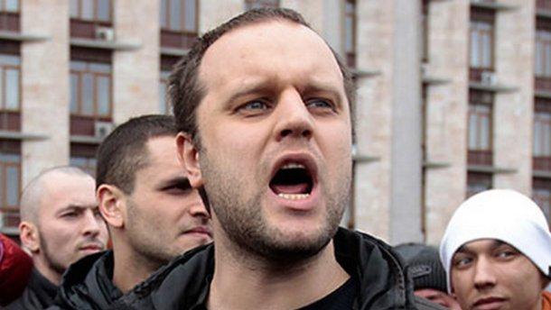 Бойовики затримали Павла Губарєва