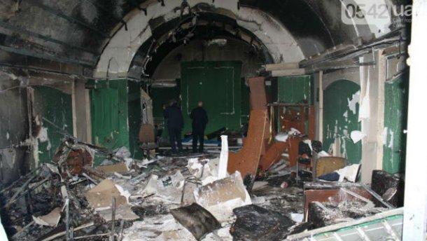 """Потужний вибух трапився в офісі """"Свободи"""" у Сумах (фото)"""