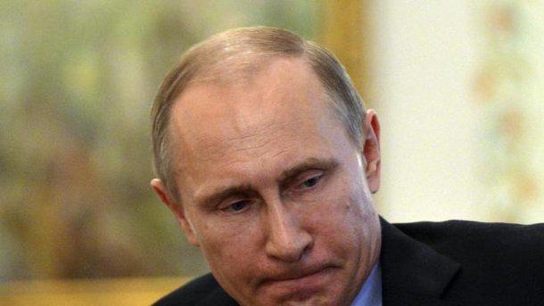 Один із планів Путіна провалився, — розвідка США