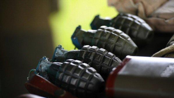 Служба безопасности Украины перекрыла канал поставки оружия из района АТО