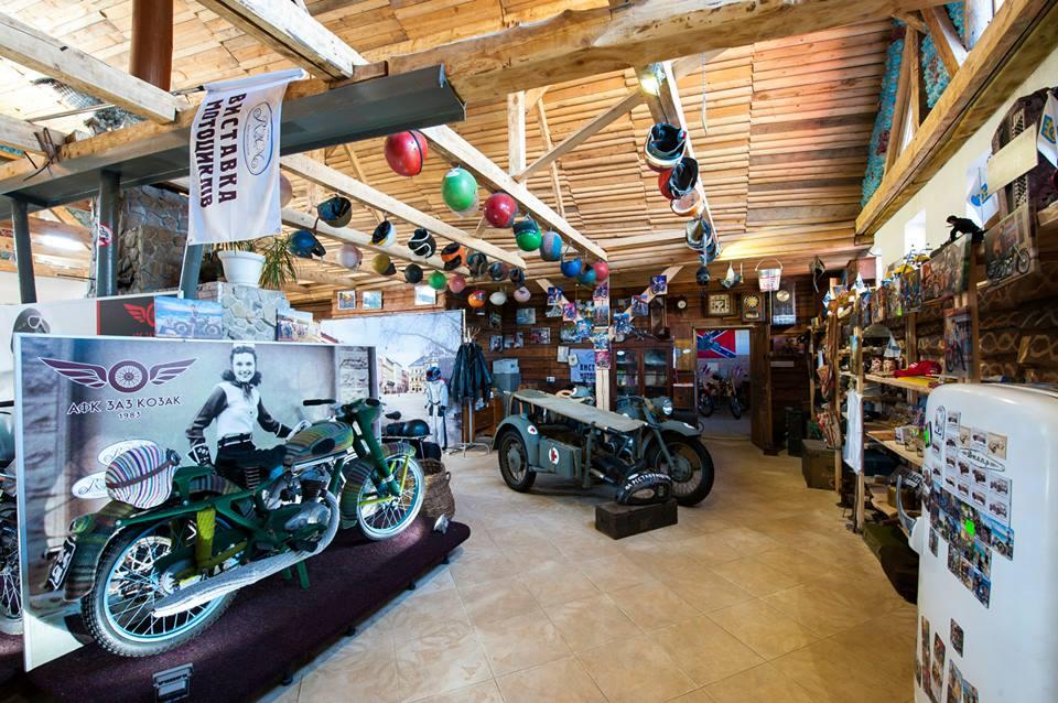У Львові відкрився перший в Україні Музей мотоциклів «RETRO MOTO MUSEUM» (фото)