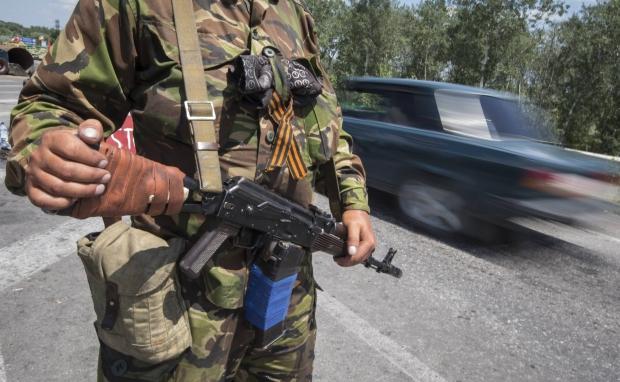 Бойовики викрали двох працівників ДАІ в Донецькій області – МВС