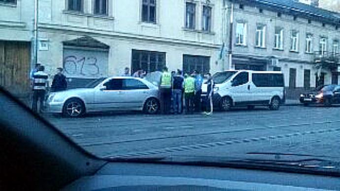 Во Львове на Городецкой найден мертвым (фото)