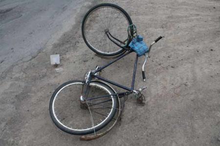 На Львівщині в ДТП потрапив 65-річний велосипедист