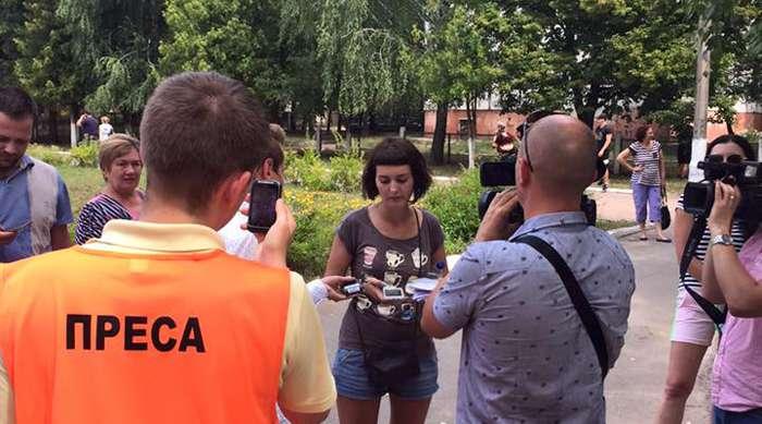 У Чернігові депутат від «БПП» Пригунов побив співробітницю екзит-полів
