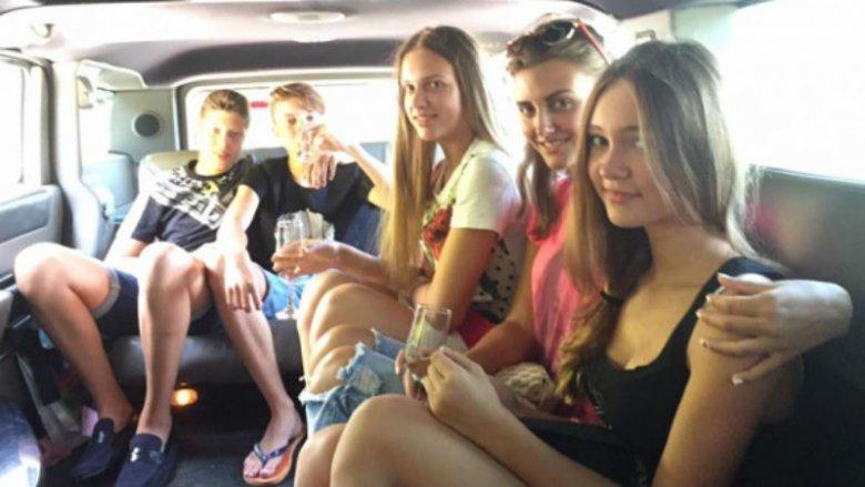 Родина Кучми відривається на повну в анексованому Криму (ФОТО)