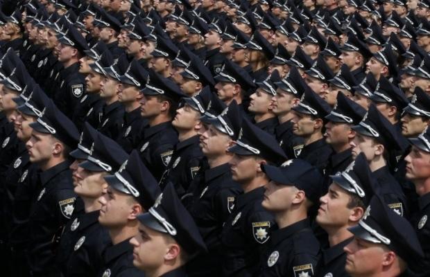 Мукачеве патрулюватимуть нові поліцейські