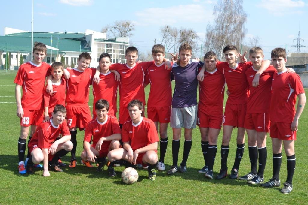 Футбольний турнір для підлітків