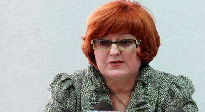 Заступниця «народного мера ЛНР» отримує пенсію в Україні