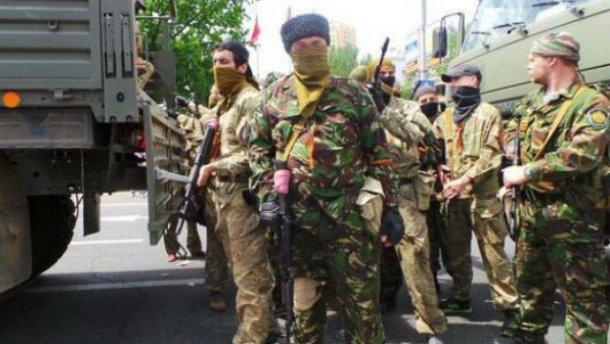 Террористы удивили силы АТО
