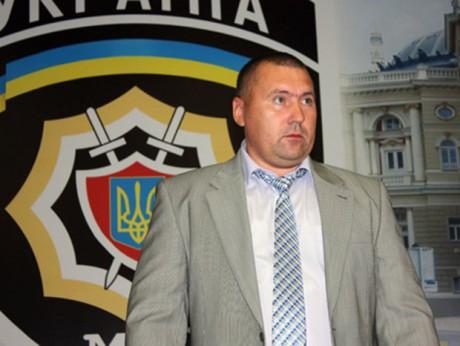 Головний міліціонер Одеси виявився ще й зрадником України (ФОТО)
