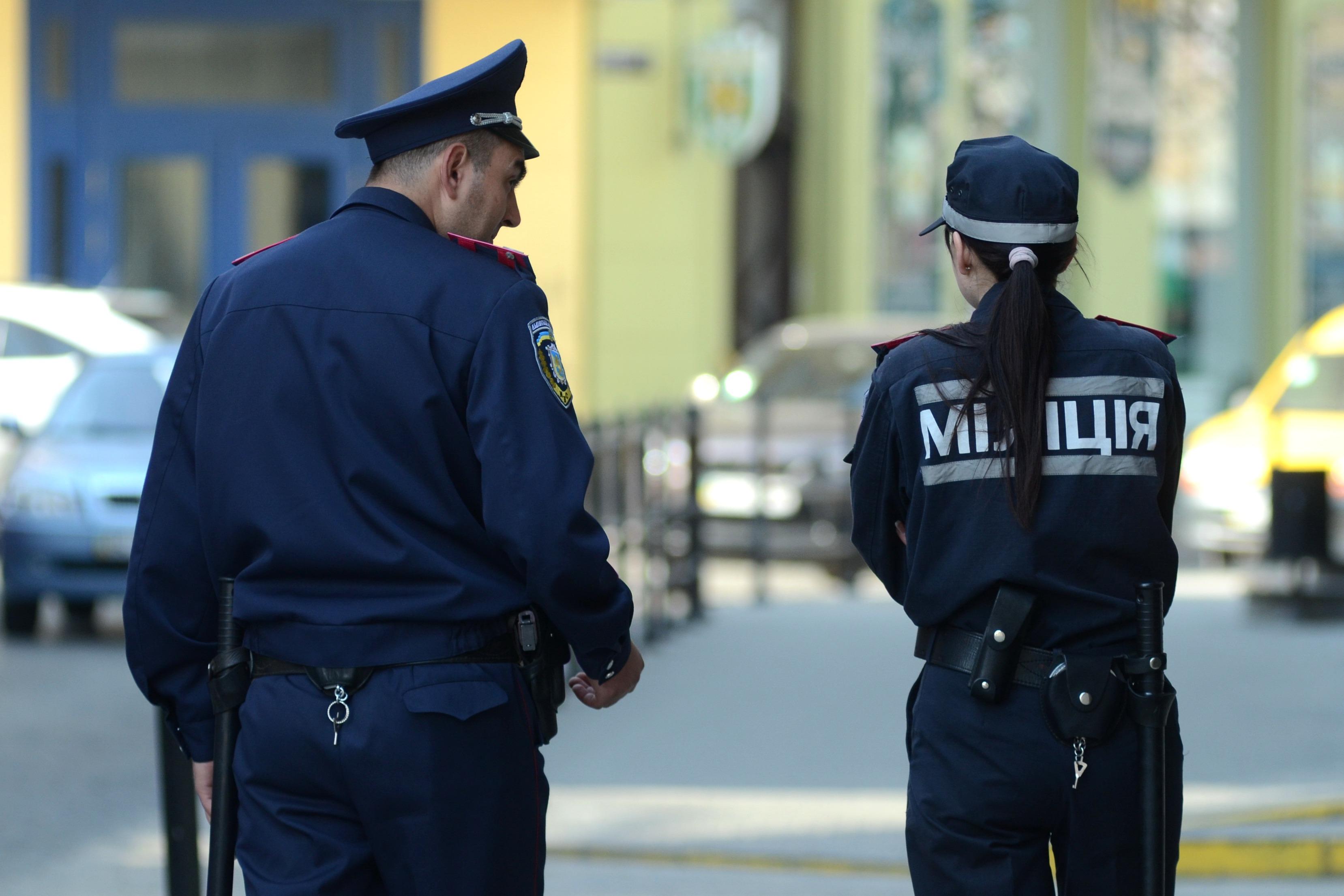 Во Львове в выходные порядок будут обеспечивать 500 правоохранителей
