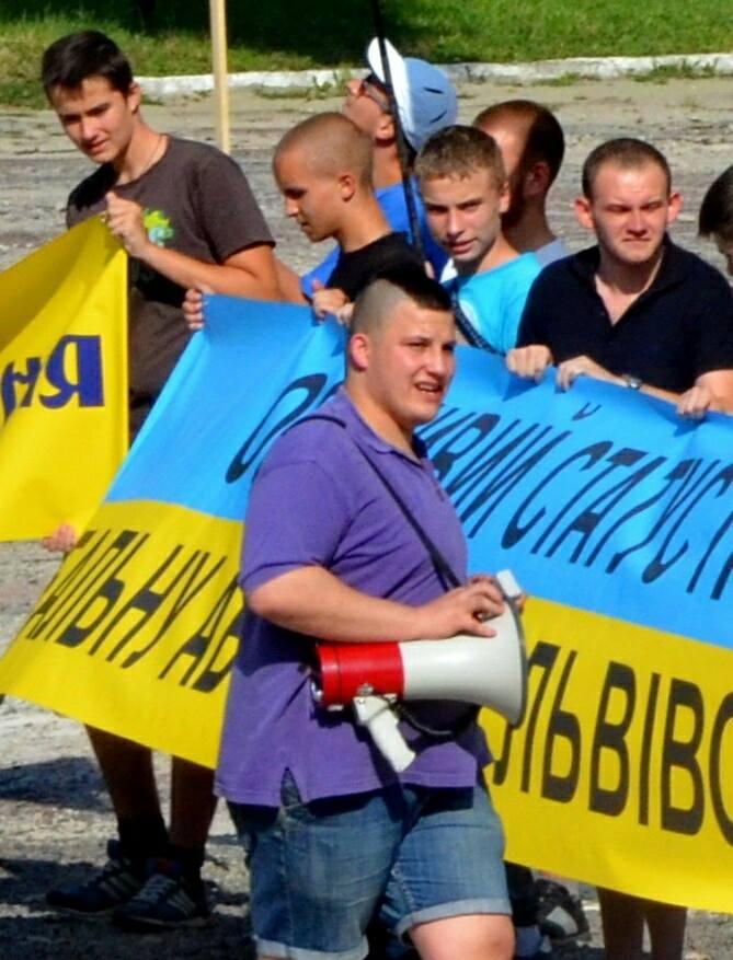 У Львові просять допомогти упізнати галицьких сепаратистів