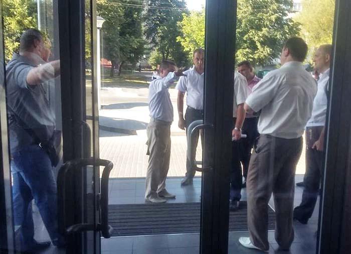 «Банк страны-агрессора России занимается рейдерством во Львове» (ФОТО, ВИДЕО)