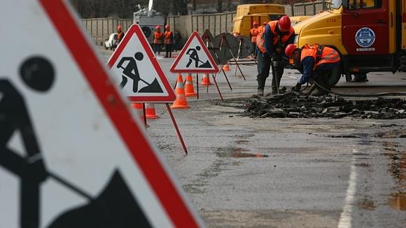На дорогах Львівщини ліквідували понад 363 тис м2 ямковості.
