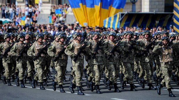 Генштаб вирішив не злити українців: парад буде без техніки