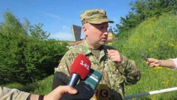 Турчинов розповів невтішні новини із зони АТО