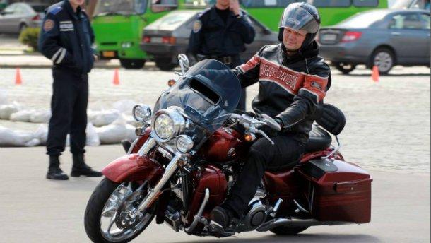 Швайка зізнався, де взяв гроші на Harley-Davidson