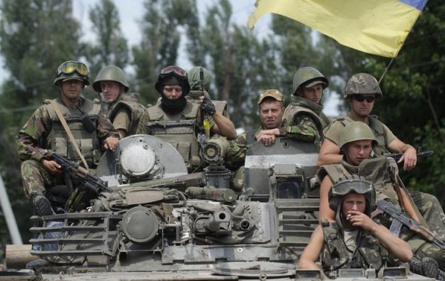 """Боевики провели контратаку под Новоласпой, погибли 4 военных, – """"Правый сектор"""""""