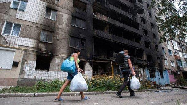 Жителям Донецька влаштували облаву російські військові