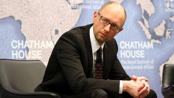 Яценюк розповів, кого планує вигнати з уряду