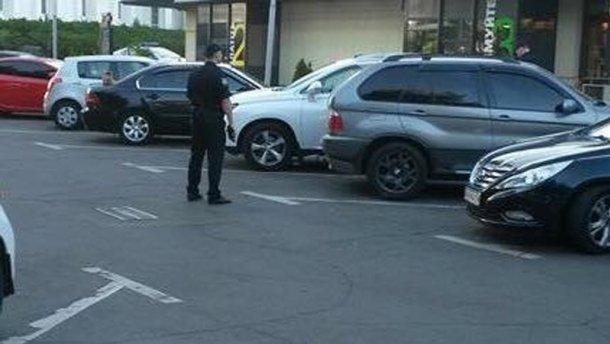 Мельничука задержали через краденый Lexus (ФОТО)