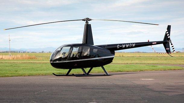 У Росії розбився вертоліт: є постраждалі