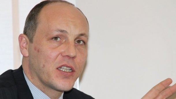 Парубій розказав про війну криміналітету у Криму