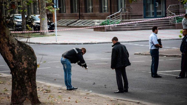 У Миколаєві стався вибух (фото)