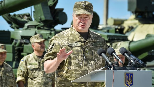 Угрупування Збройних сил під Маріуполем посилять, — Порошенко