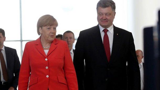 Лідери Франції і Німеччини поговорять з Порошенком про корупцію