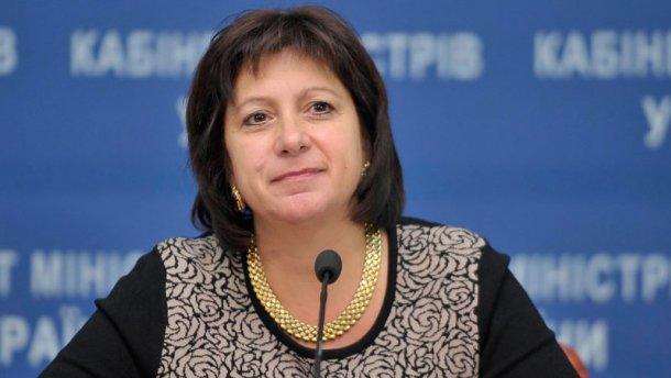 Украине списали значительную часть долгов, — Яресько