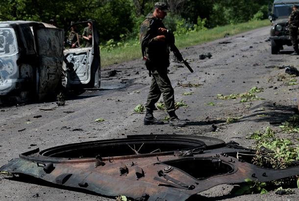 Український військовий застрелив двох побратимів під Волновахою