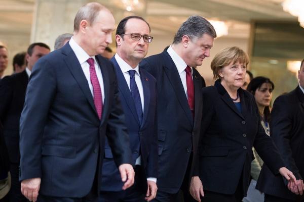"""""""Нормандская четверка"""" соберется в Париже перед сессией Генассамблеи"""
