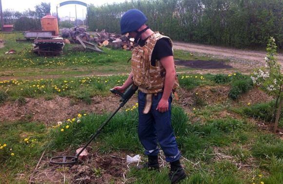 У Львові знайшли ще один артснаряд