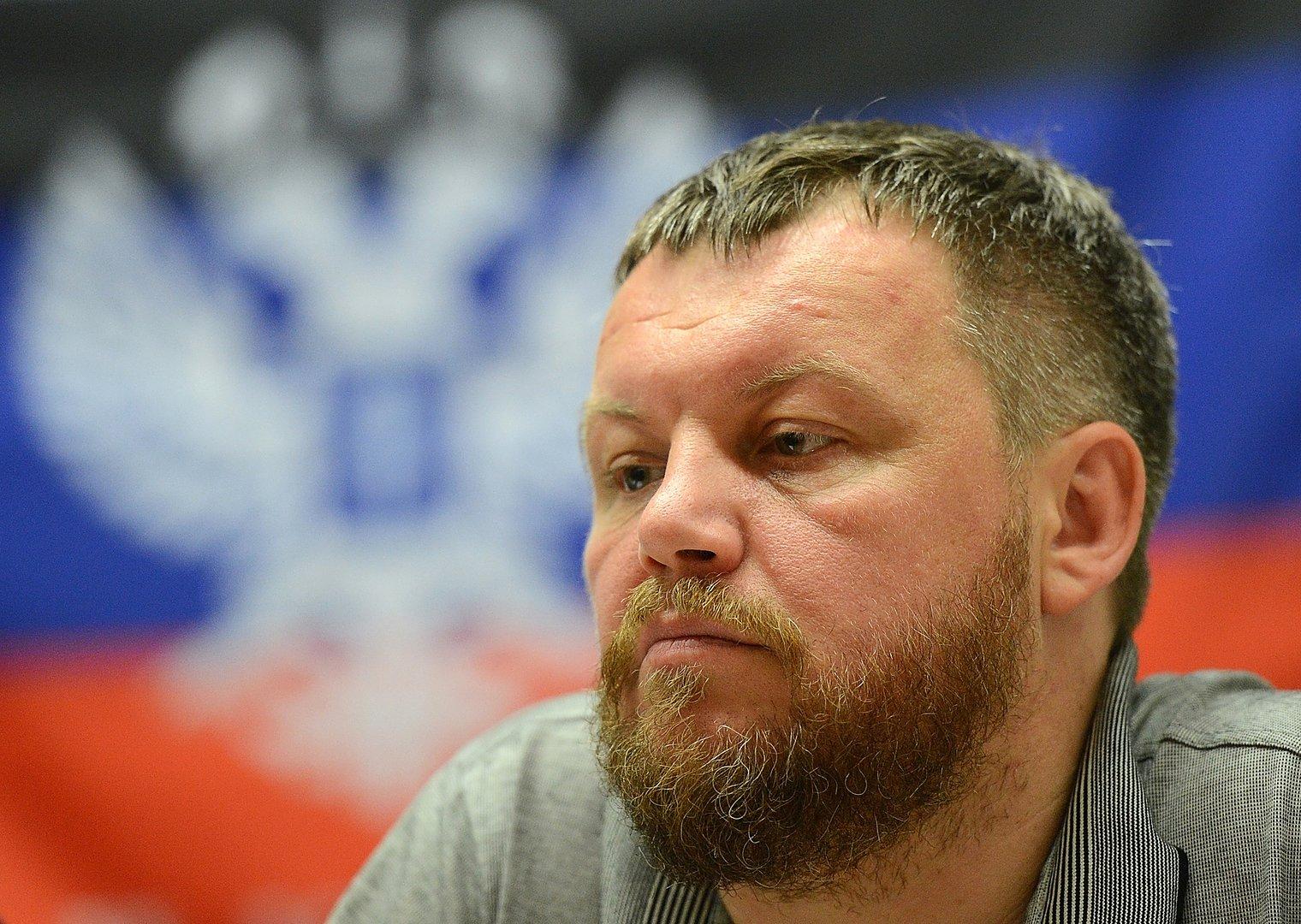 Бойовики посадили Пургіна за грати, бо захищали його від українців