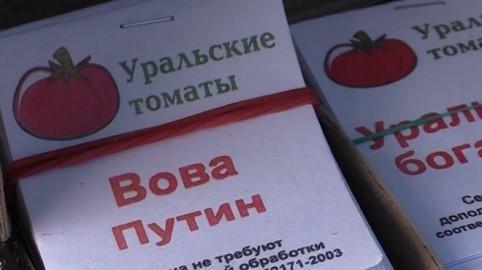 Як Вова Путін став помідором (відео)