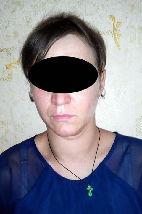 "Украинские правоохранители поймали ""Ксену"""