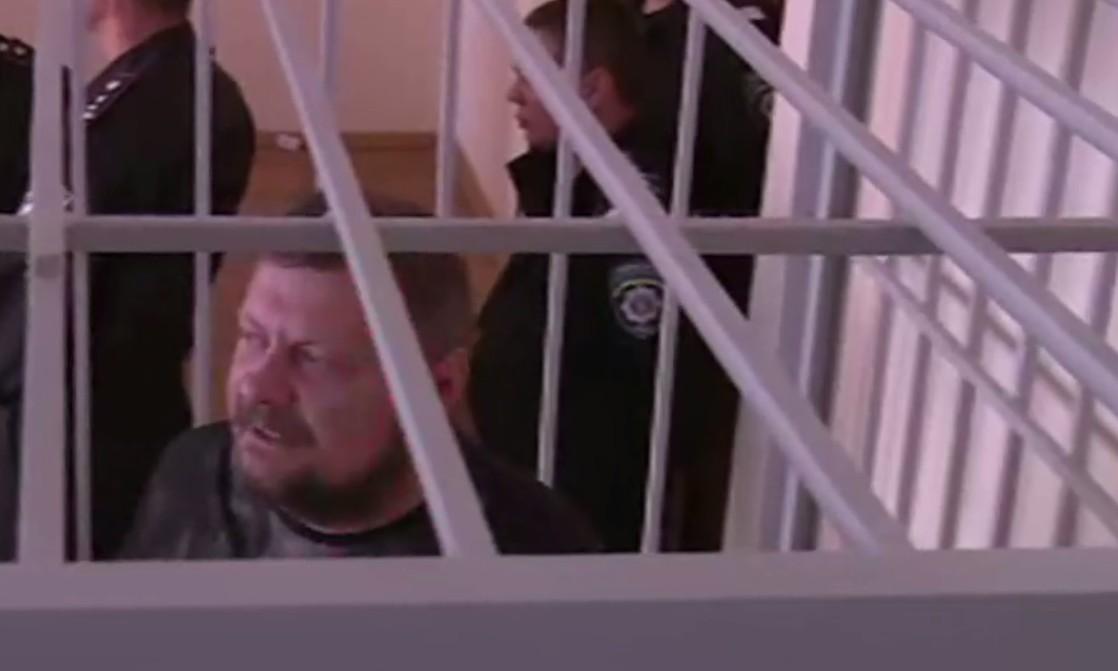 Суд постановив залишити Мосійчука під арештом