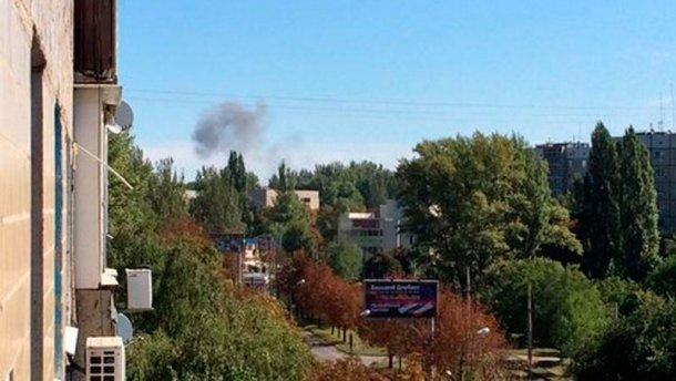 У Донецьку знову лунають вибухи – бойовики утилізують снаряди (ФОТО)