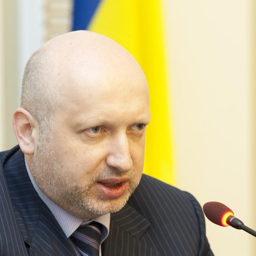 Турчинов: Конфлікт на Донбасі може викликати континентальну війну