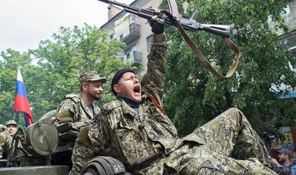 Бойовики невдало провокували українських військових у зоні АТО
