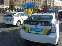 Харківські поліцейські затримали першого порушника