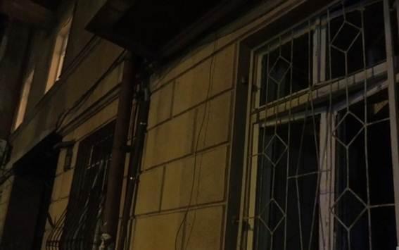 В Одесі прогримів потужний вибух біля будівлі СБУ (Фото)